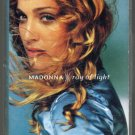 Madonna - Ray Of Light Cassette Tape