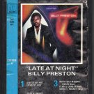 Billy Preston - Late At Night 8-track tape