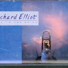 Richard Elliot - Take To The Skies Cassette Tape
