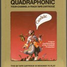 Candide - Original Cast Recording Quadraphonic 8-track tape