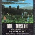 Mr. Mister - Welcome To The Real World Cassette Tape