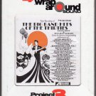 Enoch Light And The Light Brigade - The Big Band Hits Of The Thirties Quadraphonic 8-track tape