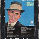Frank Sinatra - Come Fly With Me 8-track tape