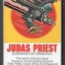 Judas Priest - Screaming For Vengeance Cassette Tape
