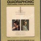 Zukerman/ Barenboim - Mozart Quadraphonic 1975 CBS 8-track tape