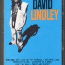 David Lindley - El Rayo-X Cassette Tape