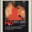Daryl Hall & John Oates - H2O 1982 RCA 8-track tape