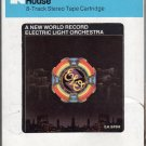 Electric Light Orchestra - A New World Record CRC 8-track tape