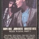 Daryl Hall & John Oates - Rock 'N' Soul Part 1 1983 RCA Cassette Tape