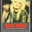 Hanoi Rocks - Two Steps From The Move Cassette Tape