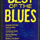 Best Of The Blues - Various Blues Artists Cassette Tape