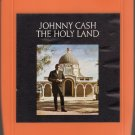 Johnny Cash - The Holy Land 1969 CBS TC8 8-track tape