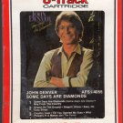 John Denver - Some Days Are Diamonds 1981 RCA 8-track tape