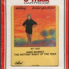 Anne Murray - The Hottest Night Of The Year 1982 Sealed RCA 8-track tape