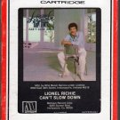 Lionel Richie - Can't Slow Down 1983 RCA 8-track tape