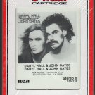 Daryl Hall & John Oates - Daryl Hall & John Oates Sealed RCA 8-track tape