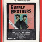The Everly Brothers - 24 Original Classics 1984 RCA 8-track tape