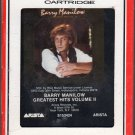 Barry Manilow - Greatest Hits Vol 2 1983 RCA 8-track tape