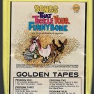 Songs That Tickle Your Funny Bone - Golden Tapes (Various) 1972 AA Records RARE 8-track tape