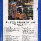 That's Truckdrivin' - Various Artists 8-track tape