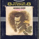 George Jones - A Picture Of Me ( Without You ) 8-track tape