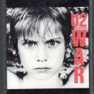 U2 - War Cassette Tape