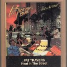 Pat Travers Band - Heat In The Street 8-track tape