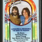 Loggins And Messina - The Best Of Friends Cassette Tape