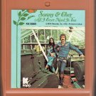 Sonny & Cher - All I Ever Need Is You 8-track tape