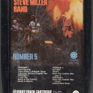 Steve Miller Band - Number 5 8-track tape