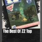ZZ Top - The Best Of  ZZ Top Cassette Tape
