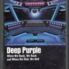Deep Purple - When We Rock, We Rock and When We Roll, We Roll Cassette Tape