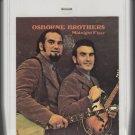 Osborne Brothers - Midnight Flyer 8-track tape