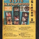 Elvis Presley - Elvis In Hollywood 1976 Canadian RCA 8-track tape