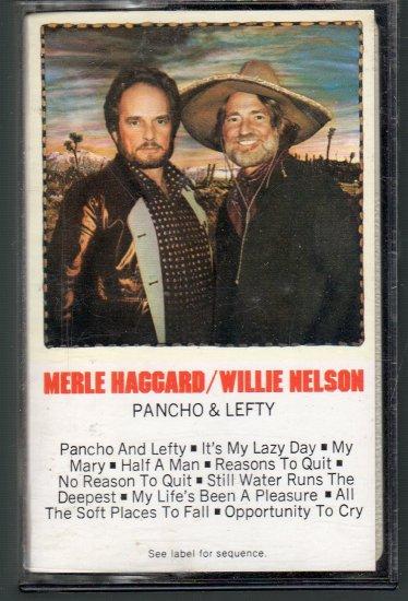 merle haggard amp willie nelson pancho amp lefty cassette tape