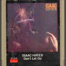 Isaac Hayes - Don't Let Go 8-track tape