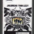 Thin Lizzy - Jailbreak Cassette Tape