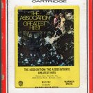 The Association - Greatest Hits RCA 8-track tape