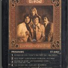 Bread - Lost Without Your Love A2 8-track tape