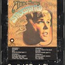 Anne Murray - Snowbird Capitol 8-track tape