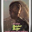Jimi Hendrix ( Rainbow Bridge ) - Original Motion Picture Soundtrack 8-track tape