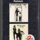 Fleetwood Mac - Fleetwood Mac + Rumours Double Album RARE Cassette Tape