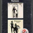 Fleetwood Mac - Fleetwood Mac + Rumours Double Album Cassette Tape
