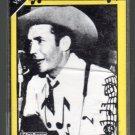 Hank Williams Sr. - 40 Greatest Hits Vol 1 Cassette Tape
