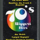 70's Biggest Hits - Various Rock Cassette Tape