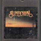 Sundown - Various Country K-Tel 8-track tape