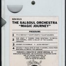 The Salsoul Orchestra - Magic Journey 8-track tape