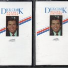 Dick Clark - Rock, Roll & Remember Double RARE Cassette Tape