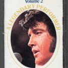 Elvis Presley - A Legendary Performer Vol 2 Cassette Tape