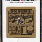 Kenny Loggins And Jim Messina - On Stage 8-track tape